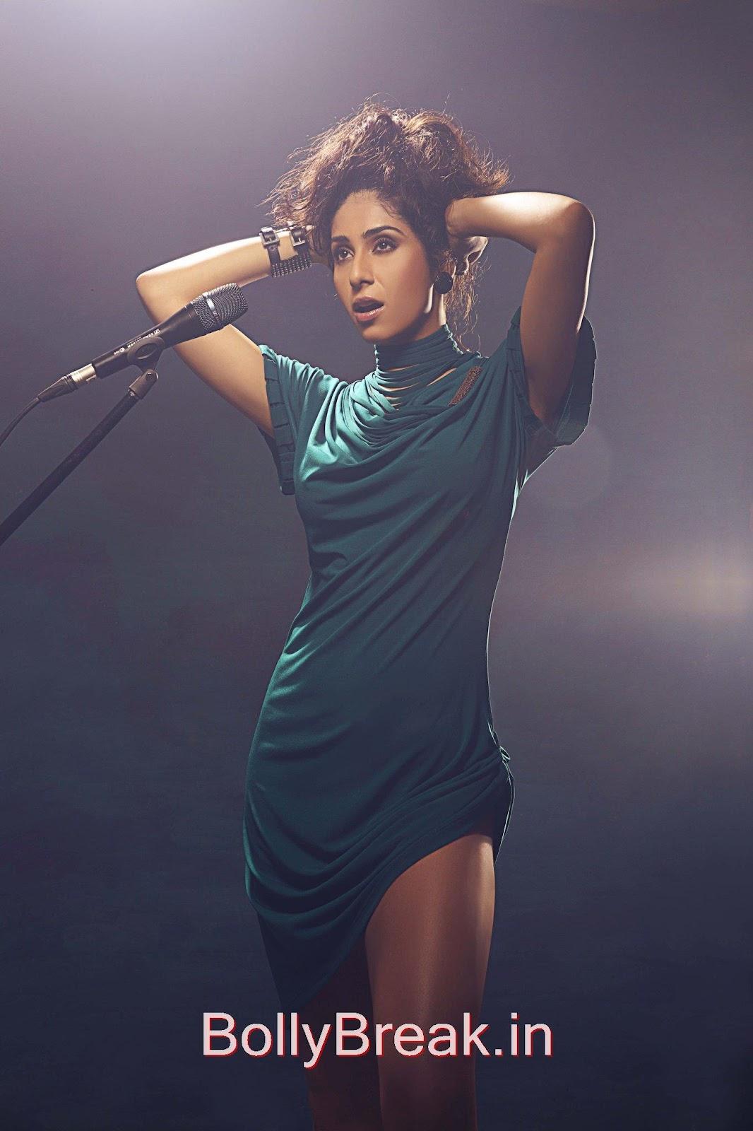 Hot Hd Pics Of Neha Bhasin Photoshoot Stills - 9 Pics-9795