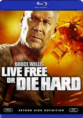 Live Free or Die Hard 2007 BluRay 950MB Hindi Dual Audio 720p