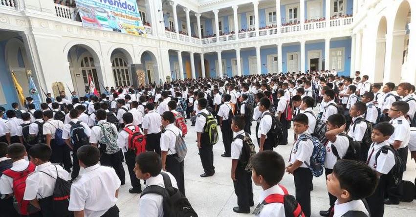 ¿Cuándo se Inician las Clases Escolares 2018? MINEDU - www.minedu.gob.pe