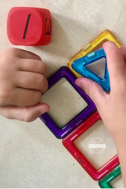 ten-frame-math-games-with-magnetic-blocks