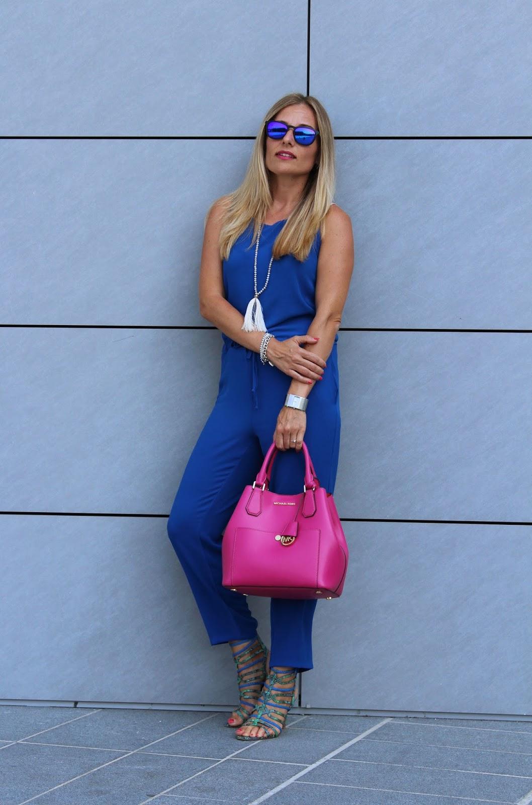 Eniwhere Fashion - Tuta bluette - Le favole di Alice