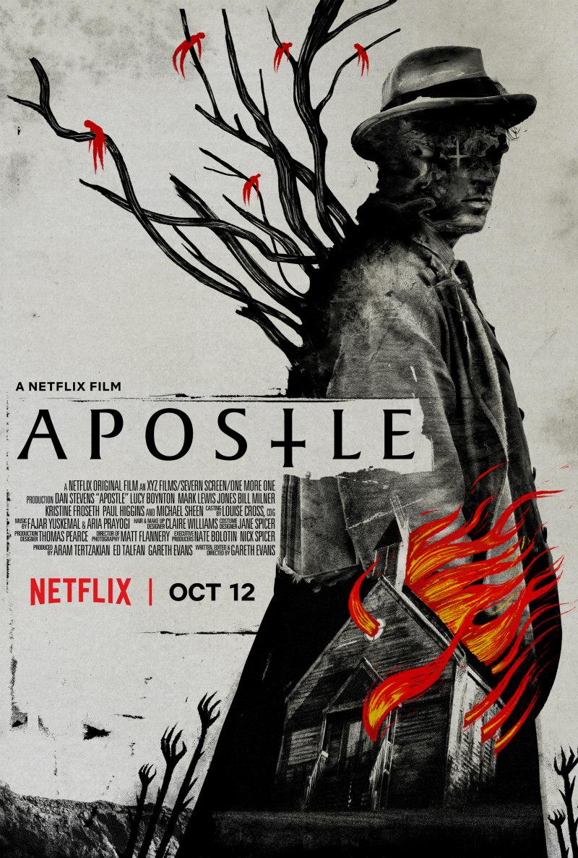 apostle netflix poster