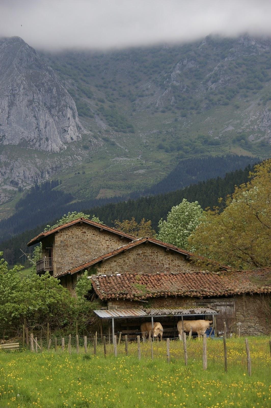 Kraj Basków góry