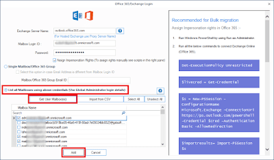 Kernel Import PST to Office 365 ,  PST to Office 365