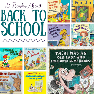 Here are 10 bedtime stories to enjoy with your little ones before we send them off to school!  All of our favorite characters are included!