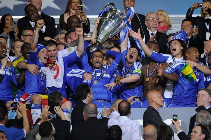 Chelsea FC: 2012 UEFA Champions League Champions