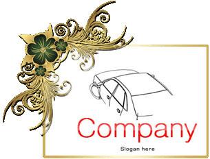 تحميل لوجو سياره مفتوح المصدر للفوتوشوب, Car PSD Logo Design free Download
