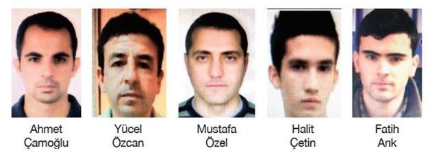 Θρίλερ με άλλους τρείς Τούρκους πραξικοπηματίες που ήρθαν μαζί με τους «κομάντο» που ζήτησαν πολιτικό άσυλο