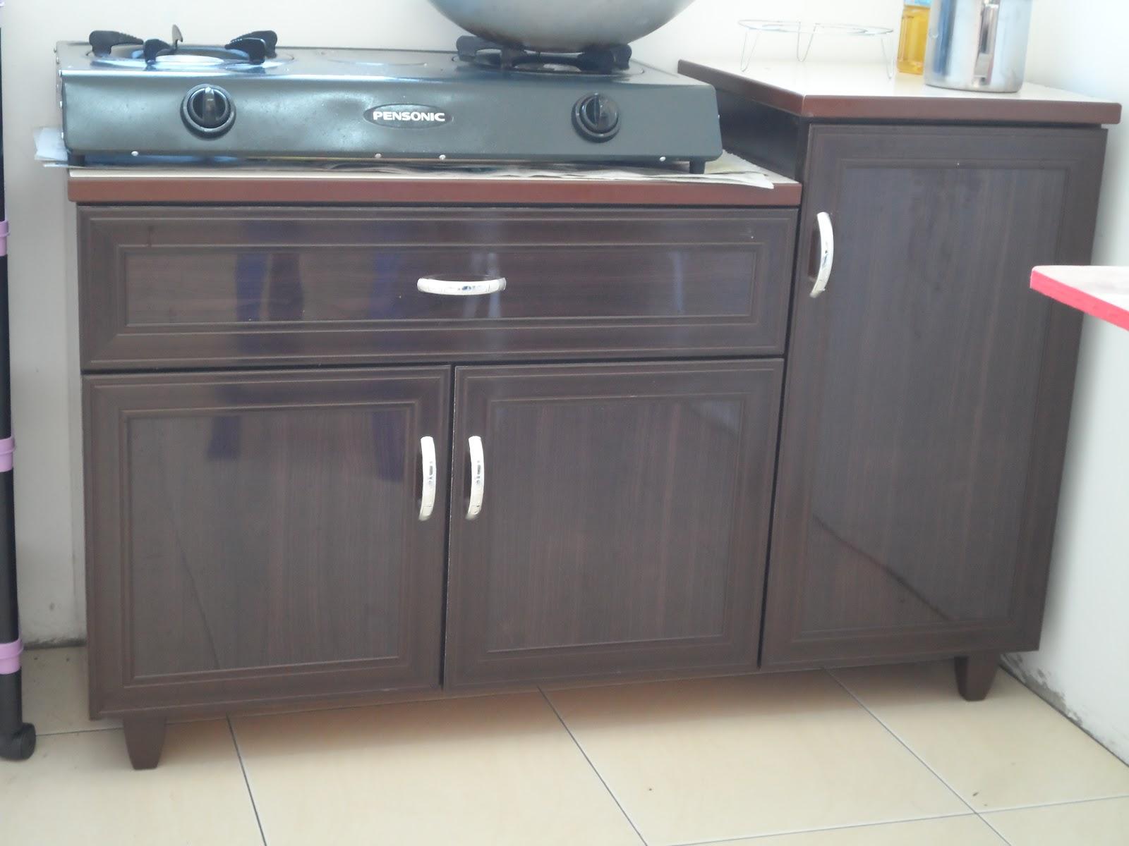 Meja Dapur Murah 600 X 145 Sesibukecil Diy Jimatkan Masa Aktiviti Mengelap Lepas