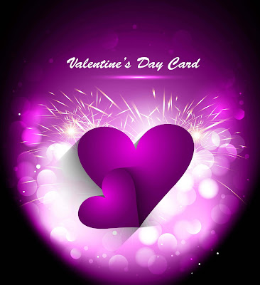 Purple-theme-Valentines-Day-greeting-walls