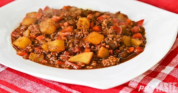 GinilingGuisadoTangyMeat&TomatoStew Recipe