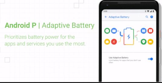 Adaptive Battrery fitur kelebihan android pie