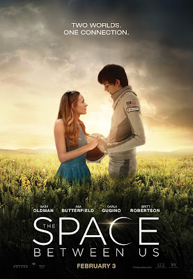 Win Tickets to 'The Space Between Us'!