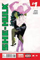 She-hulk vol 3 #1 cover