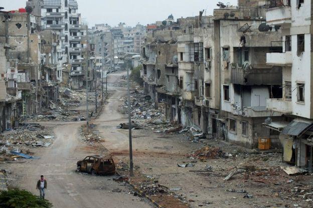 Στα κρύα του λουτρού οι Τούρκοι στη Συρία