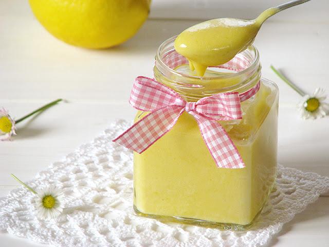 Recette Bio de Crème au Citron