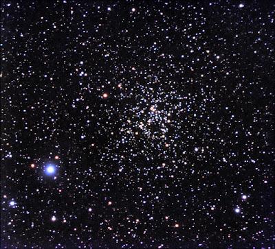 Open Cluster NGC 6819 in Cygnus - Image by Al Kelly