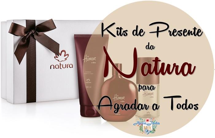 Kits de presente da Natura para Agradar a Todos