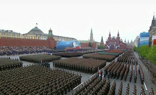Българите искат Русия, а не САЩ за военен съюзник...