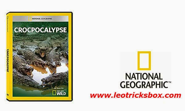 HD Video : National Geographic Wild Crocpocalypse 1