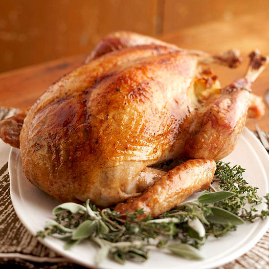 Traditional thanksgiving dinner recipes