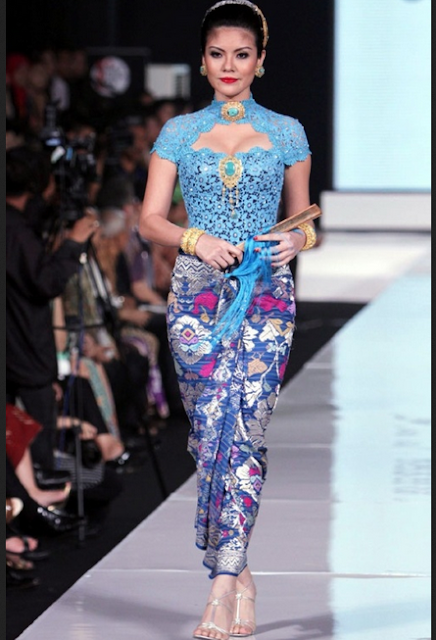 model rok kebaya modern