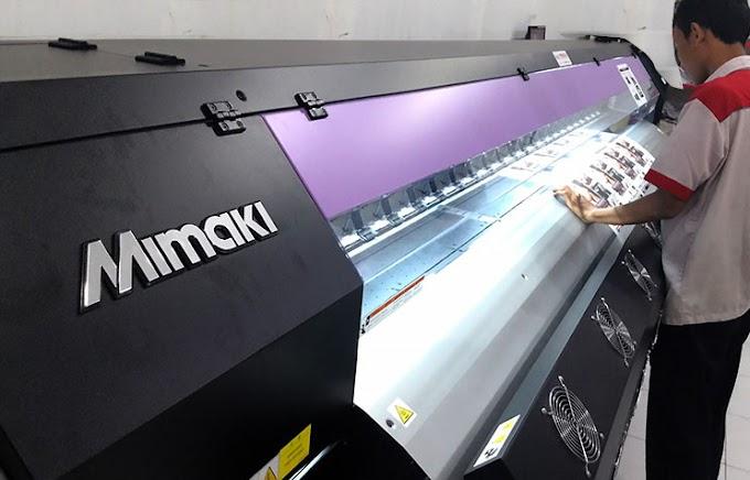 Teknologi Digital Printing Masuk Ke Indonesia