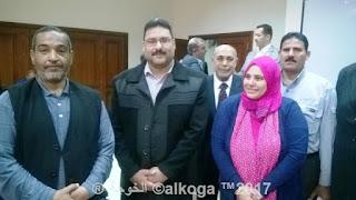 الحسينى محمد . الخوجة , ادارة بركة السبع التعليمية, مديرية التربية والتعليم بالمنوفية, اساليب الادارة الحديثة