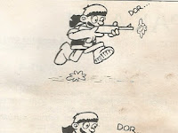 Dor...dor...dor...! Lucunya Komik Strip Karya Agus Dwi Cahyono