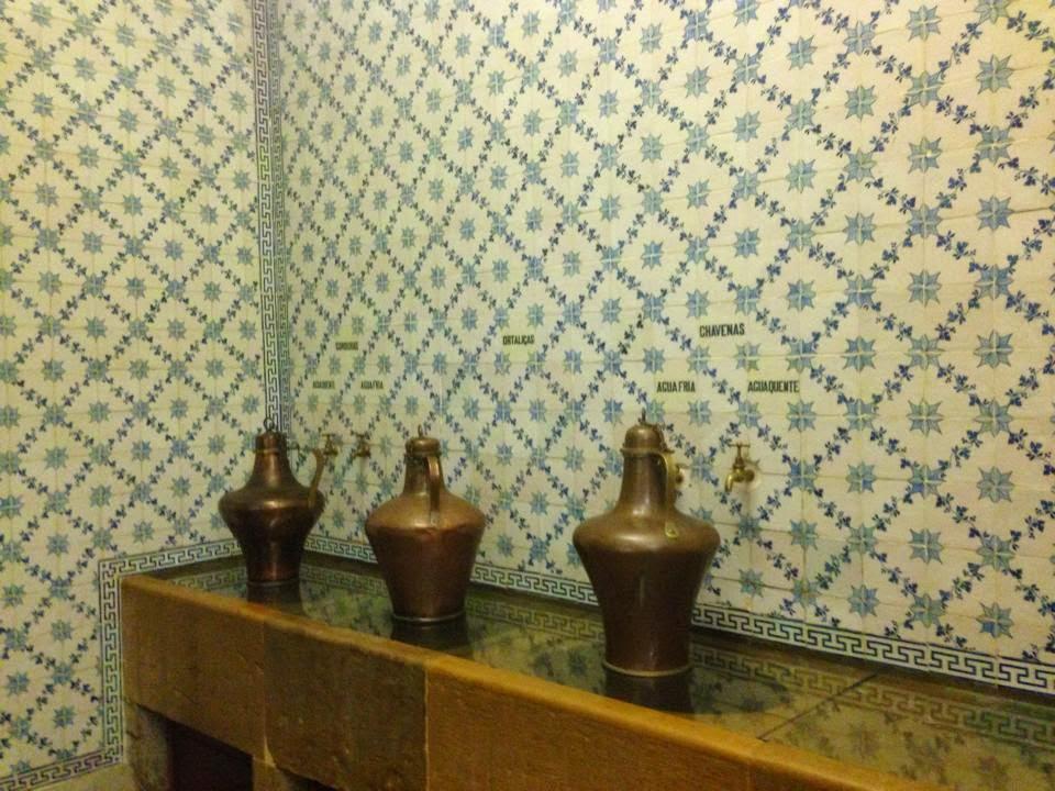 Desenvolturasedesacatos sobre a aldeia de estoi palacio - Azulejos decorativos para salones ...