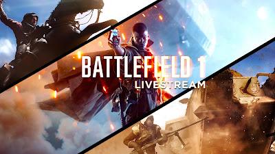 שידור ישיר באורך של יותר משבוע יציג את Battlefield 1 לקראת ההשקה שלו