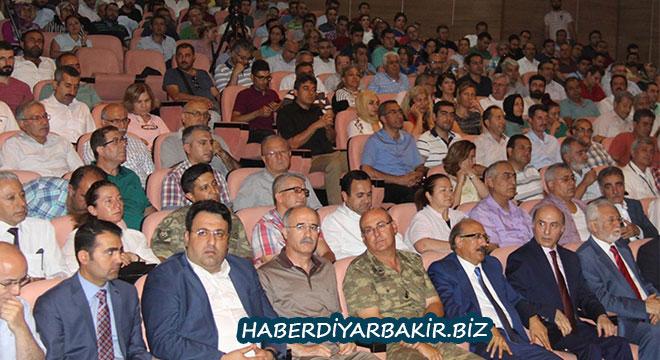 Dicle Üniversitesinde Türkiye'de Darbeler ve 15 Temmuz İhaneti paneli
