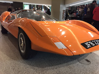 Alex's car from A Clockwork Orange