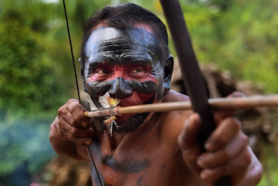 7 Photos: The Lives Of Amazonian Waiapi Tribe As They Battle Against Extinction Lifestyle