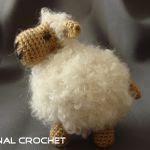 patron gratis oveja amigurumi, free pattern amigurumi sheep