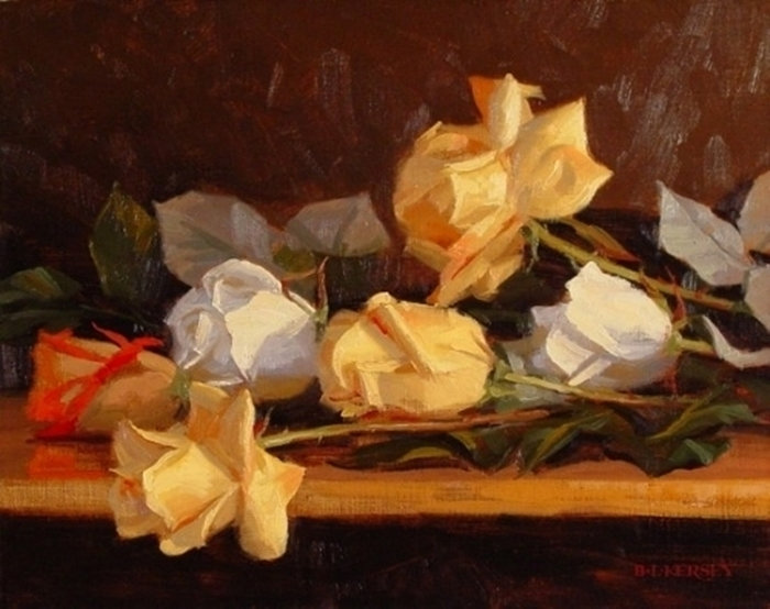 Laurie Kersey 1961 | Canadian still life painter