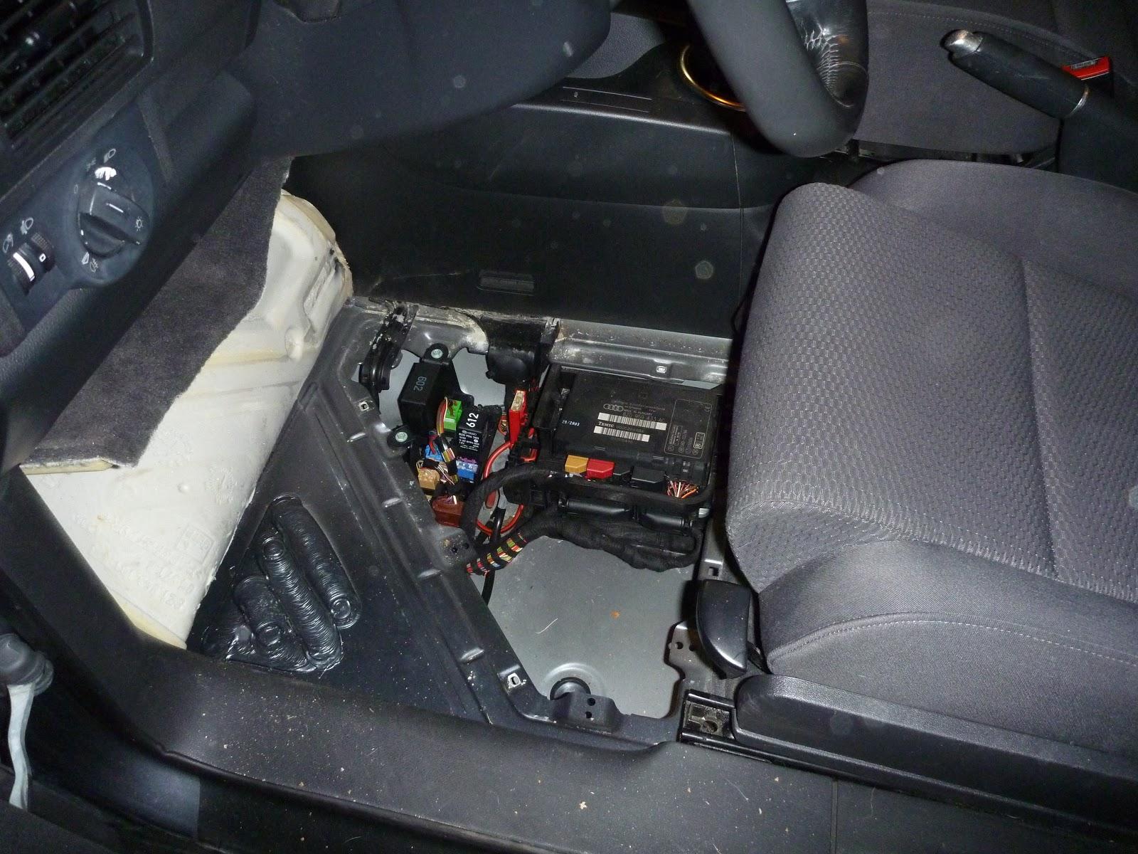 Eva2 Electric Audi A2 November 2012