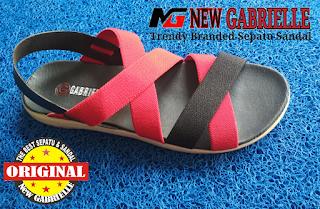 NewGabrielle sandal elastis