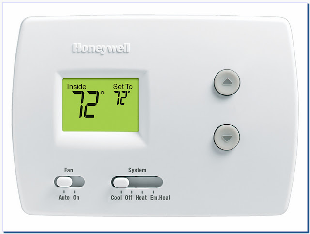 Thermostat Heat Cool or Auto