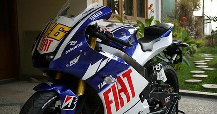 15+ Modifikasi Motor Yamaha New VIXION 2015