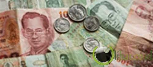 Larangan Menginjak Uang di Thailand