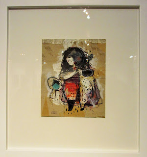 Wish Ahmed Anan Sketchat group exhibition Saudi Arabia blog