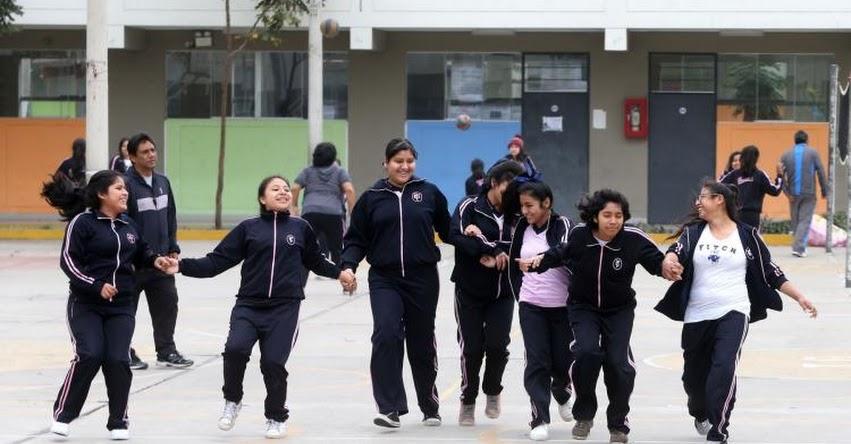 MINEDU: Cerca de 7 millones de estudiantes inician hoy año escolar 2018 - www.minedu.gob.pe