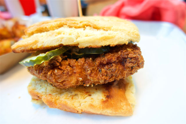 Chicken Biscuit from Tilt in Portland, OR
