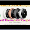Nest thermostat discount code