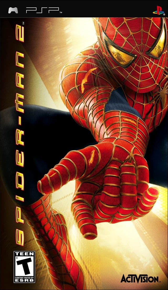 Spiderman%2B%2B2%2BBox%2BArt - Spiderman 2