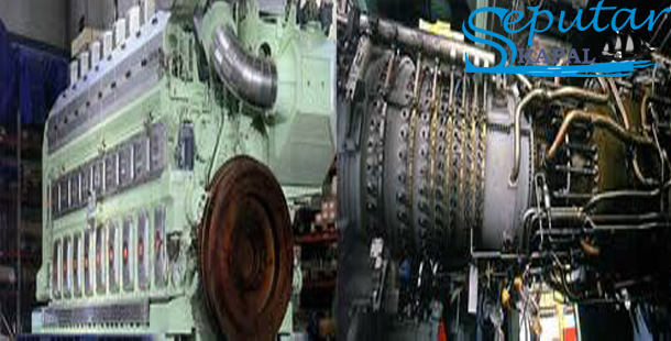 Gabungan Diesel Dan Turbin Gas