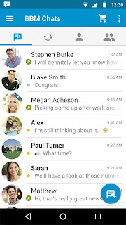 BBM 3.3.0.16 APK Free Download for Android