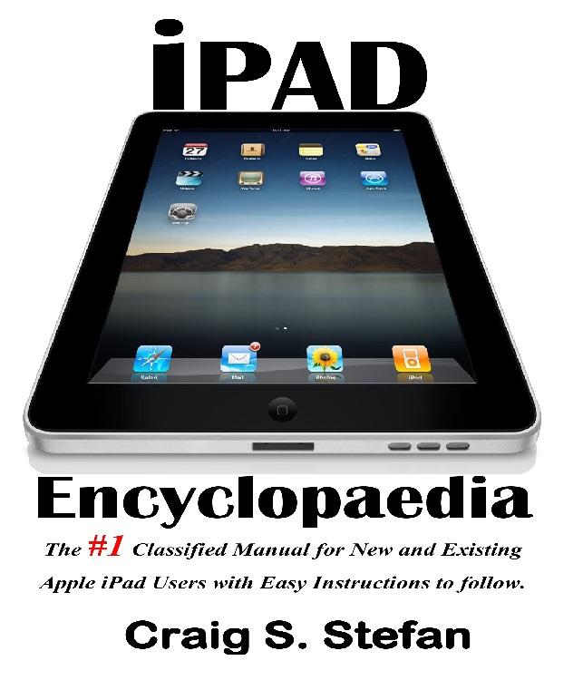 Ipad Encyclopaedia The 1 Classified Manual Engolee Book