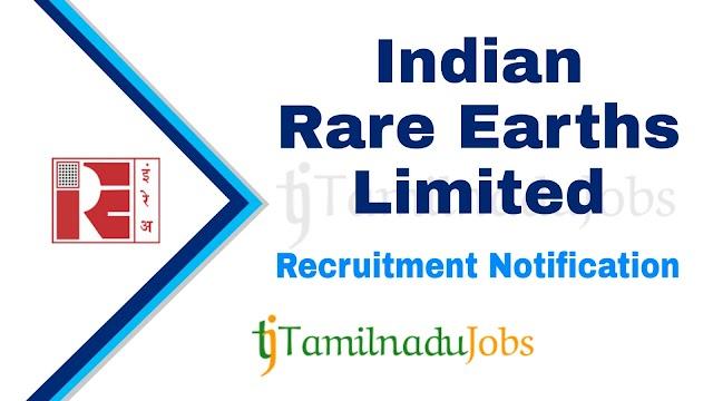 IREL Recruitment 2019 | IREL Recruitment Notification 2019